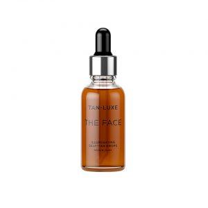 Tan-Luxe - Self Tan Oil The Face Medium/Dark 30 ml