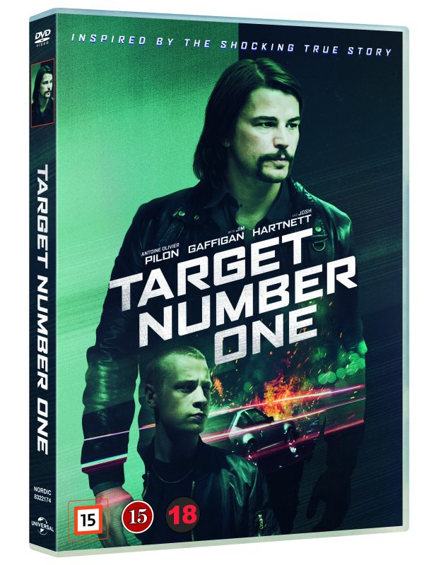 Target Number One - DVD