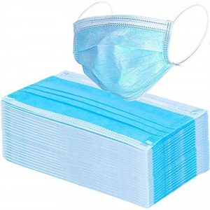 Sacomed - 50 Pcs 3 Layer Face Mask - Type II