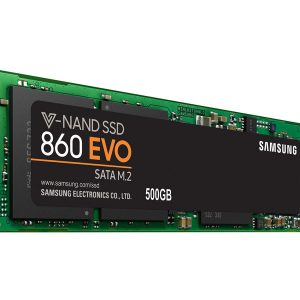 Samsung - SSD 860 Evo 500GB