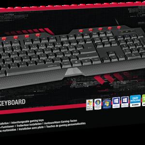Speedlink Ferus Gaming Keyboard (Nordic Layout)