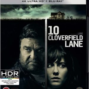 10 Cloverfield Lane (4K Blu-Ray)