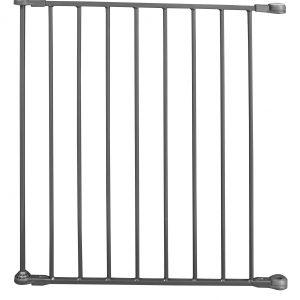 SAFE - SafeGate Construction Extension 60 cm - Dark Grey