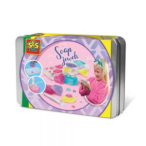 Ses Creative - Glittery soap jewels (S14151)