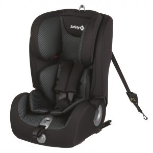 Safety1st - Ever Fix Car Seat (9-36kg) - Pixel Black