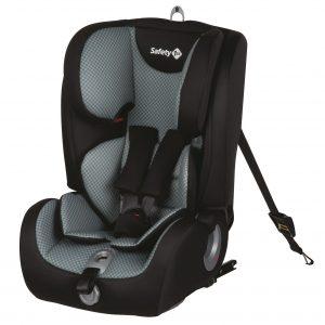 Safety1st - Ever Fix Car Seat (9-36kg) - Pixel Grey