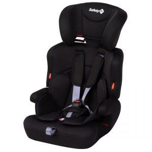 Safety1st - Ever Safe+ Car Seat (9-36kg) - Full Black