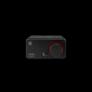 EPOS - Sennheiser - GSX 300 External Sound Card - Black