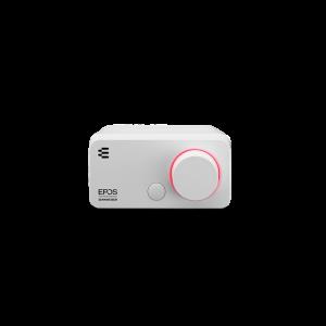 EPOS - Sennheiser - GSX 300 External Sound Card - Snow Edition