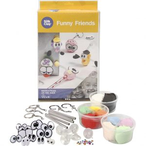 Silk Clay - Funny Friends (100680)