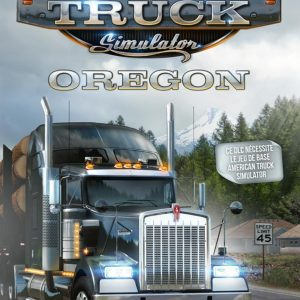 American Truck Simulator Add-on: Oregon