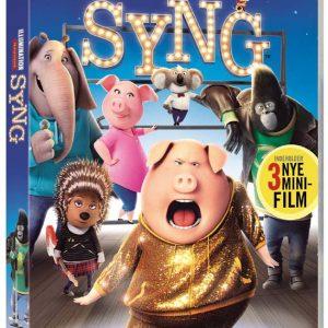 Sing/Syng - DVD