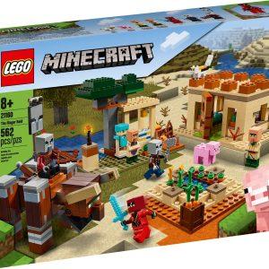 LEGO Minecraft - The Illager Raid (21160)