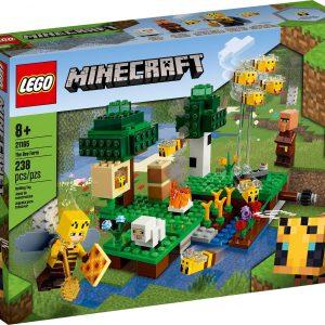 LEGO Minecraft - The Bee Farm (21165)