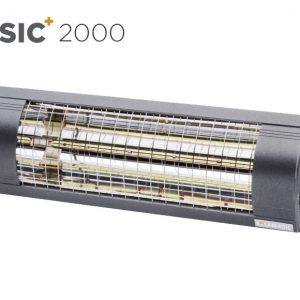 Solamagic - 2000 BASIC+ Patio Heater - Antracite