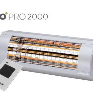 Solamagic - 2000 ECO+ PRO ARC Heater with remote - Titanium