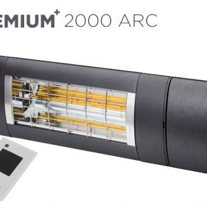 ​Solamagic - 2000 Premium ARC /Remote Antracite - 5 Years Warranty