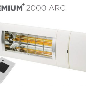 Solamagic - 2000 Premium ARC /Remote White - 5 Years Warranty