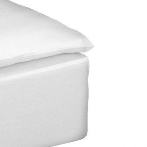 Södahl - Comfort Box Sheets 180 x 200 x 30 cm - White (724045)