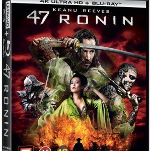 47 Ronin (Uhd+Bd) Uhd S-T