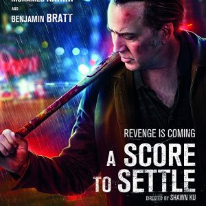 A Score To Settle - Blu ray