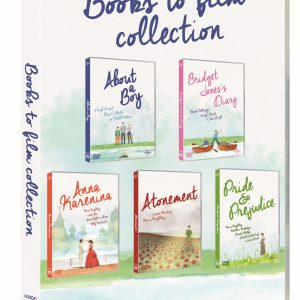 About a boy/Bridget Jones Diary/Anna Karenina/Atonement/Pride & Prejudice - Collection - DVD