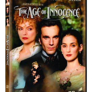 Age Of Innocence, The (Rwk 2014) - Dvd