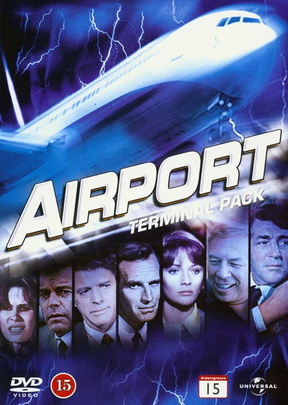 Airport Box - DVD