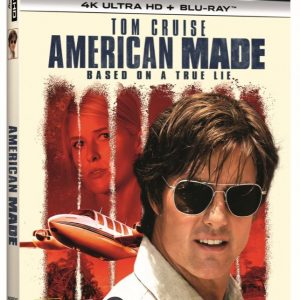 American Made (4K Blu-Ray)