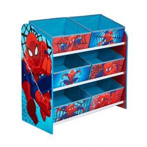 Spider-Man - Kids Toy Storage Unit (471SDR01E)