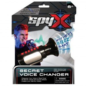 SpyX - Secret Voice Changer (29910537)