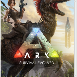 ARK: Survival Evolved (Code in a Box)