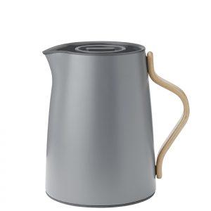 Stelton - Emma Tea Thermo 1 L - Matt Grey (X-201-8)(Limited Edition)