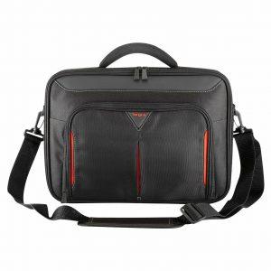 "Targus - Classic Clamshell Laptop Shoulder Bag 14"""