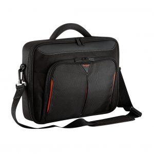 "Targus - Classic+ Clamshell Laptop Shoulder Bag15-15,6"""