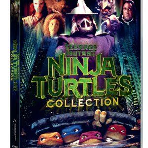 Teenage Mutant Ninja Turtles Box - Dvd