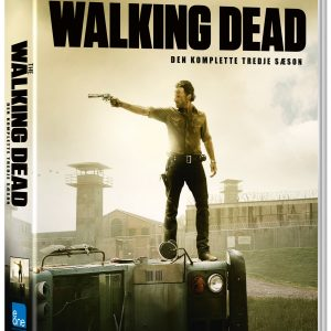 The Walking Dead - Season 3 - DVD