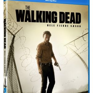 The Walking Dead - Season 4 (Blu-Ray)