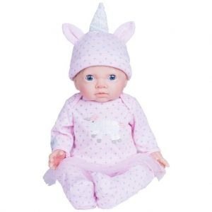 Tiny Treasure - Pink Unicorn Outfit (30091)