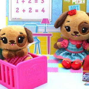 Tiny Tukkins - 11 pcs. Playset - Preschool Playtime