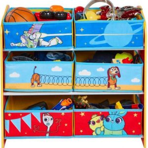 Toy Story - Kids Toy Storage Unit (471TYY01E)