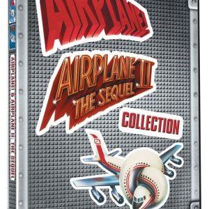 Airplane 1+2/Højt at flyve/Vi flyver endnu højere - DVD
