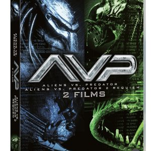 Alien Vs Predator 1-2 boxset (2 disc) - DVD