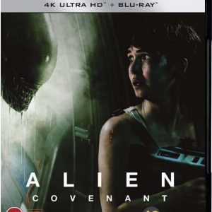 Alien: Covenant (4K Blu-Ray)