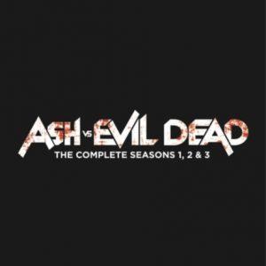 Ash vs Evil Dead S1-3 Complete Box - DVD