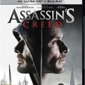 Assassin's Creed (4K Blu-Ray)