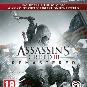 Assassin's Creed III (3) + Liberation HD Remaster