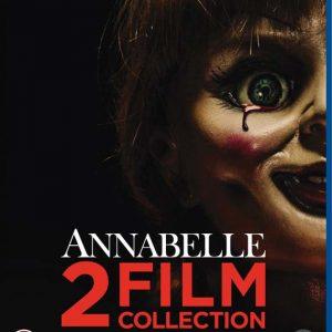 Annabelle 1 & 2 (Blu-Ray)