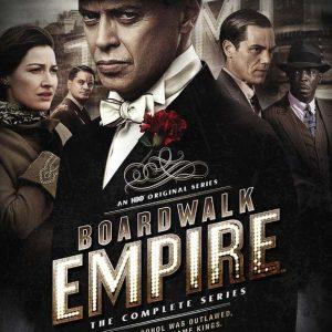 Boardwalk Empire: The Complete Series - DVD