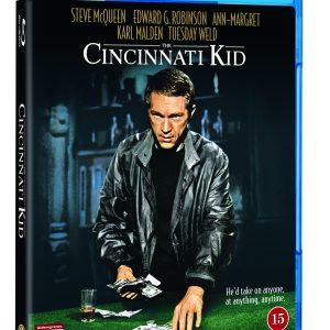 Cincinnati Kid The - Blu Ray